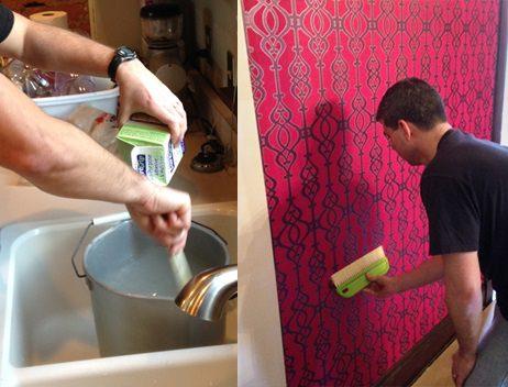 paso a paso c mo colocar papel pintado en la pared