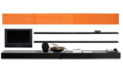 sistemas modulares tv de boconcept decoraci n page 2. Black Bedroom Furniture Sets. Home Design Ideas