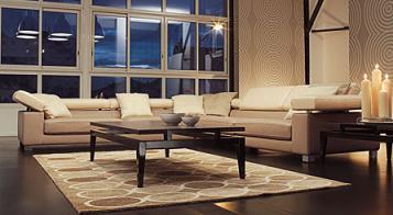 sofá componible Endol de Roche Bobois