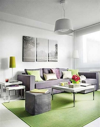ideas para decorar salones pequeos