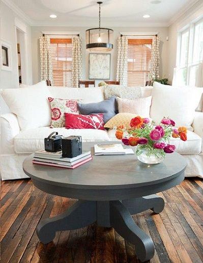 Ideas originales para decorar salones peque os decoraci n - Decoracion salones pequenos ...