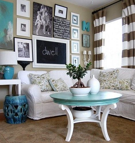 Ideas Originales Para Decorar Salones Pequeos