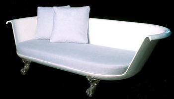 Sof ba era de inspiraci n vintage decoraci n - Sofa cama carrefour 99 euros ...