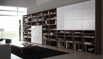 verstiles y adaptables as son los muebles modulares para saln una forma cmoda y prctica de organizar libros cajas fotos y figuras gracias a nuevos
