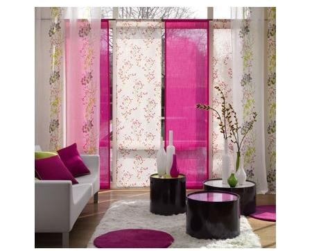 Cortinas japonesas decoraci n - Cortinas y estores leroy merlin ...