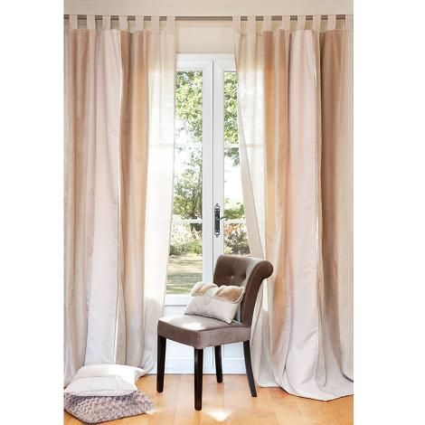 cortinas de maisons du monde decoraci n