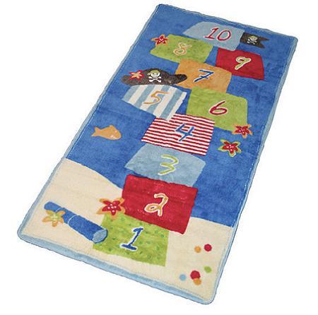 10 alfombras infantiles decoraci n - Alfombras lavables infantiles ...