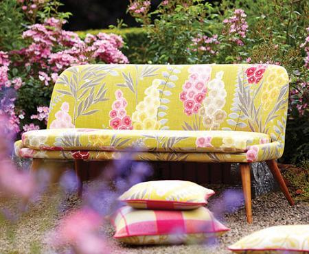 Decoraci n telas para tapizar - Telas tapizar sillas ...