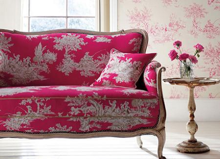 Telas para tapizar decoraci n - Modernizar muebles antiguos ...