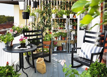 Ikea cat logo de primavera verano 2012 decoraci n for Mecedora terraza