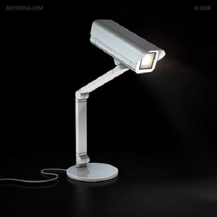 Esta lámpara de Antropo es muy original