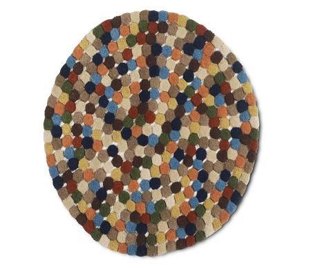Decoraci n 6 alfombras redondas - Alfombras redondas ...