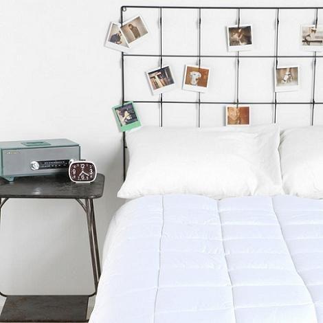 Decoraci n cabeceros de cama originales - Fotos de cabeceros ...