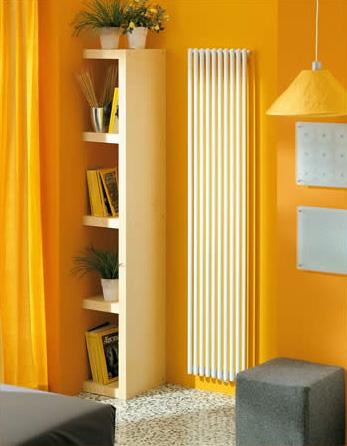 Radiadores de diseño verticales