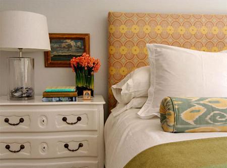 Decoraci n cabeceros tapizados - Tapizar un cabecero de cama ...