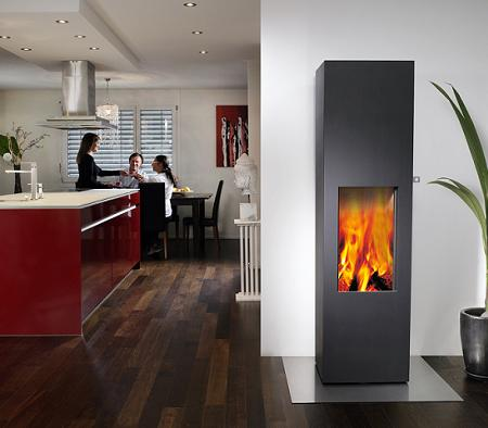 decoraci n las 10 chimeneas de dise o m s impresionantes. Black Bedroom Furniture Sets. Home Design Ideas