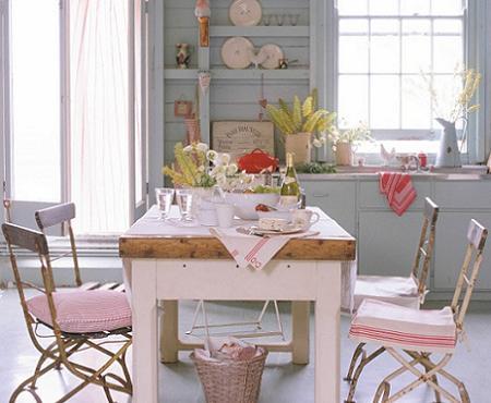 Muebles estilo rustico provenzal