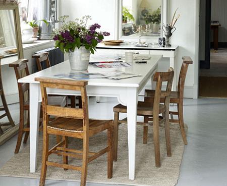 Estilo provenzal decoraci n for Muebles salon provenzal