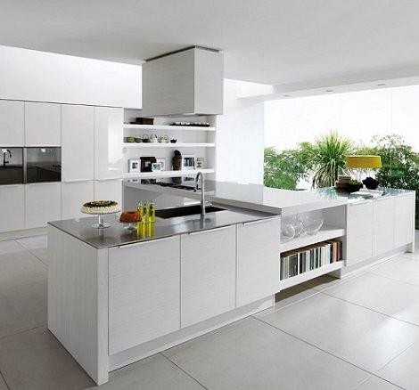 Interiores de casas espectaculares de dise o - Cocinas espectaculares ...