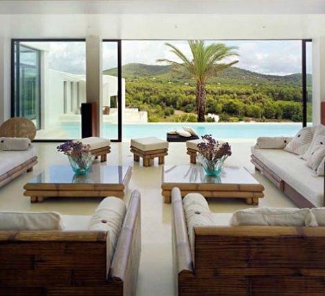 Interiores de casas espectaculares de dise o for Adornos interiores de casas