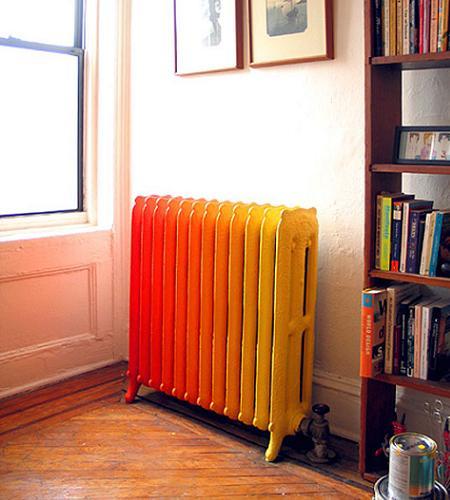 Pintar radiadores aluminio sistema de aire acondicionado - Radiadores de aluminio ...