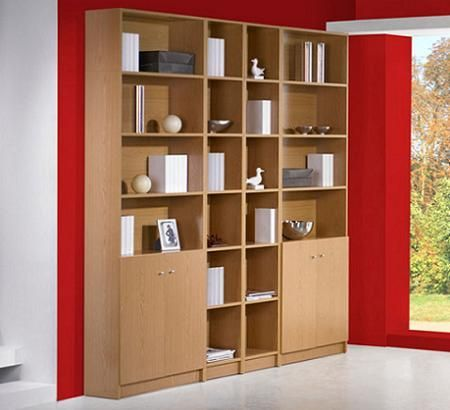 Decoraci n estanter as de leroy merlin for Mueble libreria leroy merlin