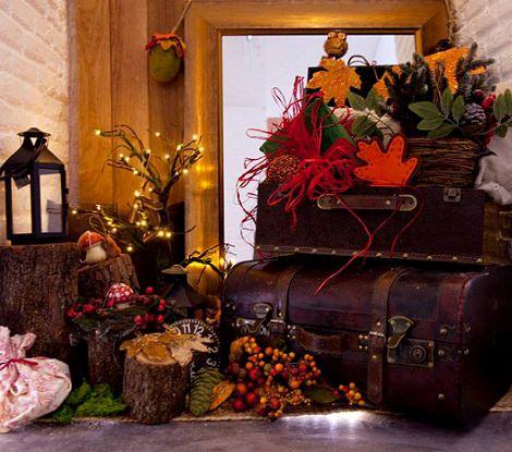 Ideas de leroy merl n para decorar tu casa esta navidad 2013 2014 decoraci n - Decoracion de navidad 2014 ...