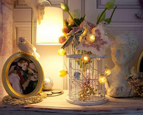 Ideas de leroy merl n para decorar tu casa esta navidad - Luces de navidad leroy merlin ...