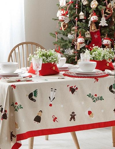 C mo decorar tu mesa de navidad con el cat logo de zara - Centros de mesa navidad 2014 ...