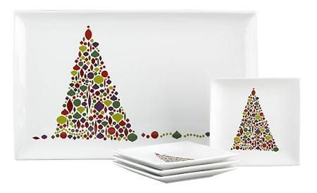 Vajillas de navidad decoraci n - Vajilla de navidad ...