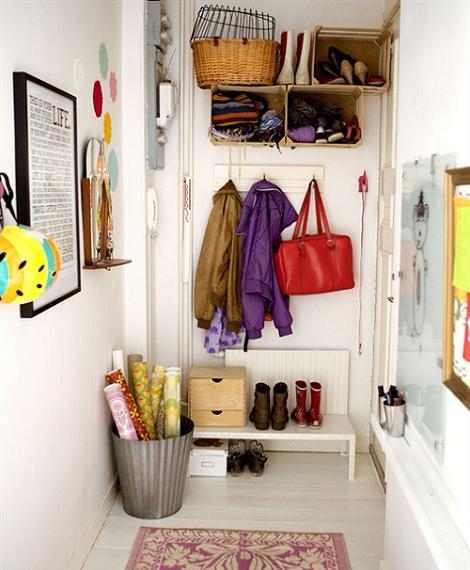 5 ideas para decorar pasillos decoraci n for Decoracion de pasillos pequenos