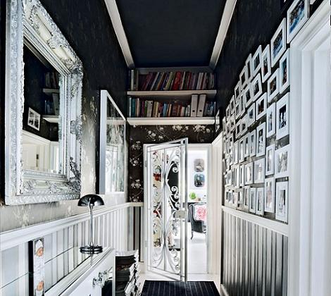 5 ideas para decorar pasillos decoraci n - Decoracion de pasillos y recibidores ...