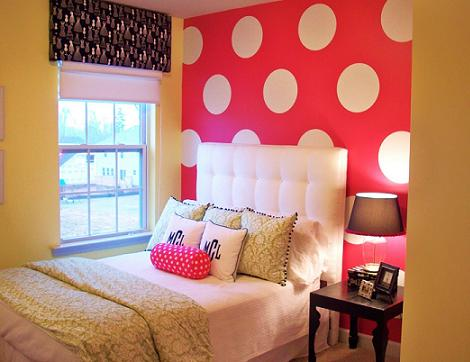 Decoraci n 6 ideas para pintar una habitaci n - Ideas pintar habitacion infantil ...