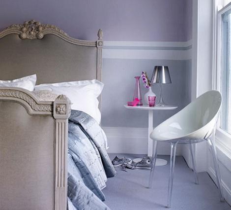 6 ideas para pintar una habitaci n decoraci n - Ideas pintar habitacion ...
