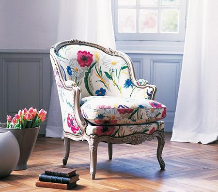 Tendencias para decorar tu casa de verano estampados - Sillas habitacion ikea ...