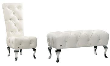 Sof s de dise o con cristales swarovsky para amantes del - Sofa cama carrefour 99 euros ...