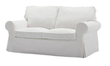 Decoraci n 8 sof s baratos for Sofa blanco barato