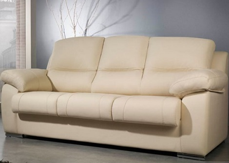 Modelos de sof s de tres plazas baratos para tu sal n decoraci n - Sofa para salon ...