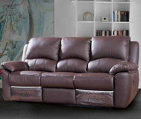 Modelos de sof s de tres plazas baratos para tu sal n for Tresillos economicos