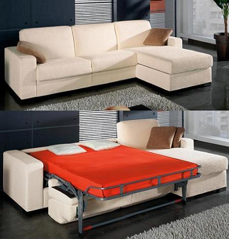 Decoracion mueble sofa sofa cama para habitacion juvenil - Sofas para habitacion ...