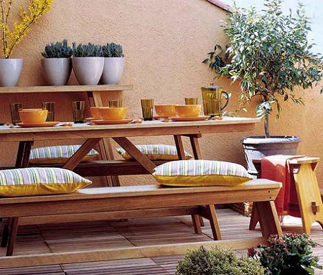 8 fotos de terrazas decoraci n for Terrazas decoracion rusticas