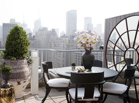 8 fotos de terrazas decoraci n for Terrazas sencillas y bonitas