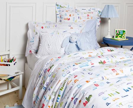 10 fundas n rdicas infantiles decoraci n - Cortinas zara home kids ...