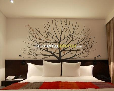 Decoraci n de dormitorios con vinilos unos ejemplos for Decoracion con vinilos