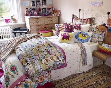 Habitación juvenil Zara Home Kids