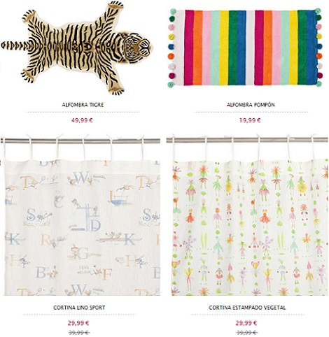 Cat logo de zara home kids llegan las rebajas - Cortinas zara home kids ...