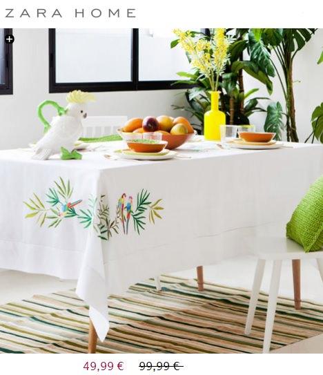 rebajas de zara home verano 2014 decoraci n. Black Bedroom Furniture Sets. Home Design Ideas
