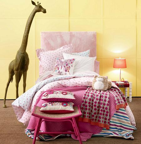 Zara Home Kids: primavera 2012