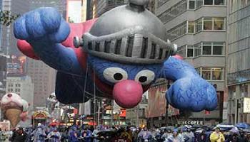 Desfile Acción Gracias NY