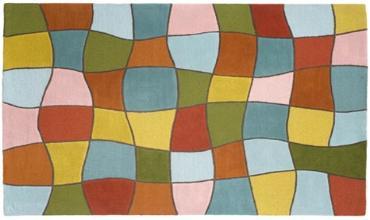 alfombra rainbow